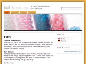 Kronenwiese website thumbnail